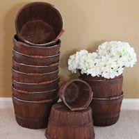 wooden+buckets